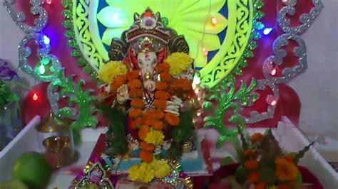 home decoration for ganesh festival ganesh festival home decoration mumbai