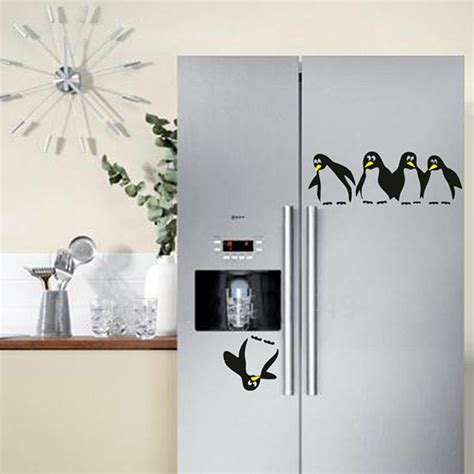 room stickers aliexpress buy new design kitchen fridge