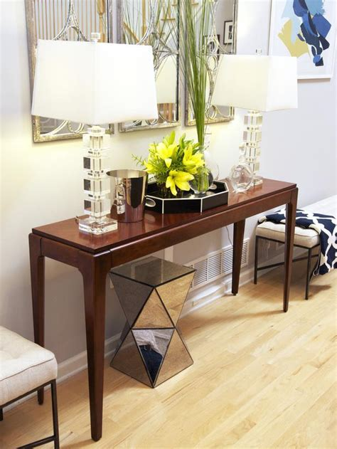 console tables for living room advertisement