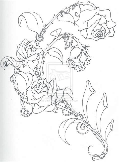 climbing roses by blackskull123 on deviantart