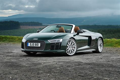 Audi Spider by Audi R8 V10 Plus Spyder The Best Open Top Supercar In