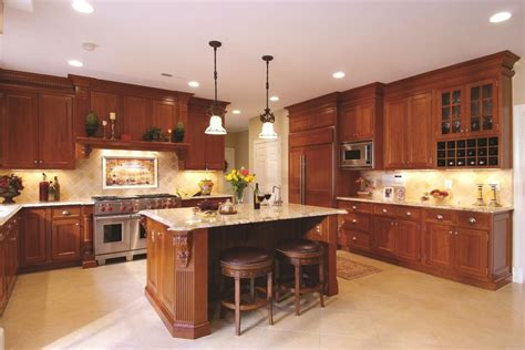 Shabby Chic Kitchen Cabinets cool cherry cabinets method dc metro traditional kitchen