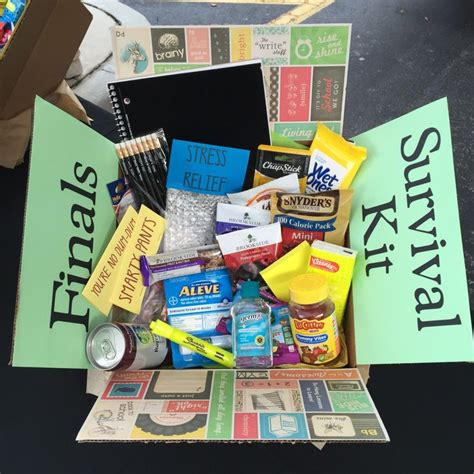 college student gift ideas best 20 survival kit gifts ideas on