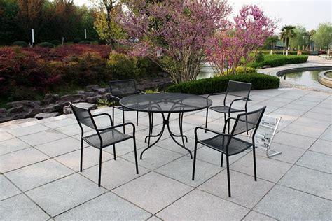 steel patio furniture sets metal patio furniture set amazing steel patio furniture