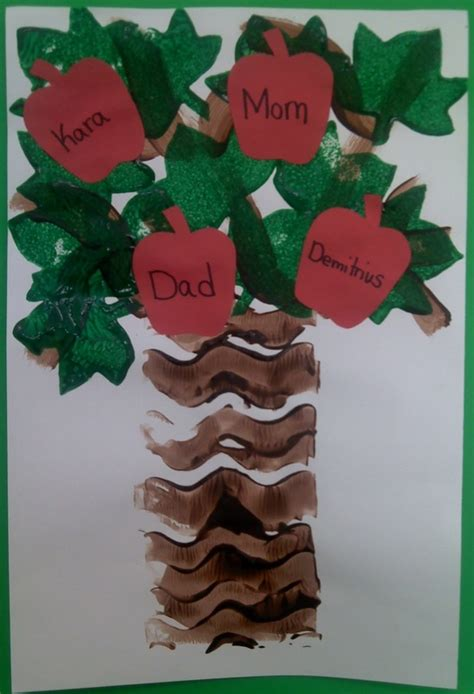 family themed crafts for all about me crafts for preschoolers crafts for
