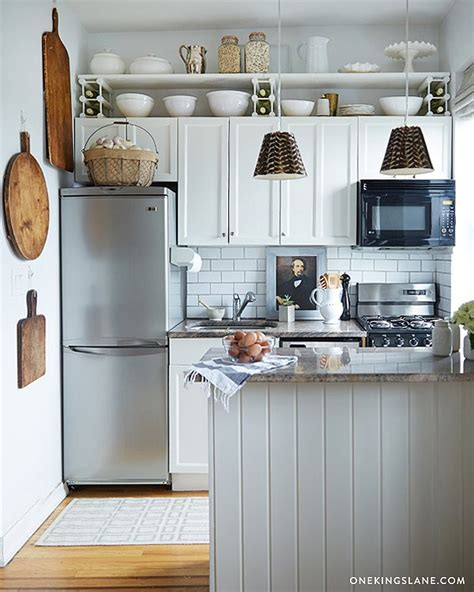 small house kitchen ideas simple storage upgrades for tiny kitchens one our style
