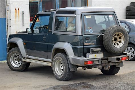 Rocky Daihatsu by Daihatsu Rocky The Free Encyclopedia Autos Post