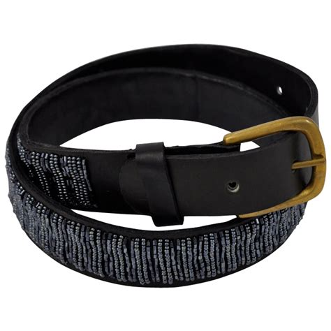 bead belt beaded belts mohair more