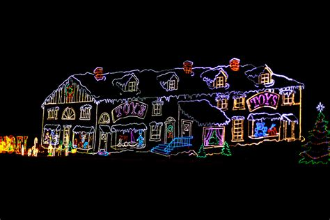 light show neighborhood how to make your lights display the best in the