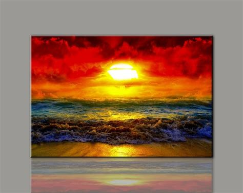 acrylic painting ideas for living room aliexpress buy painting canvas wall picture