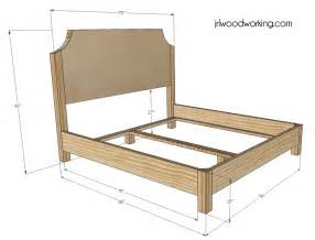 wood bed frame construction woodwork king size bed plans dimensions pdf plans