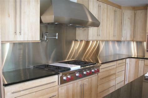 sheets of stainless steel for backsplash stainless steel backsplash with modern style with tiles