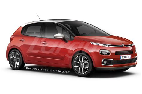 Citroen C3 by This Is The New Citro 235 N C3 According To L Argus Motorchase