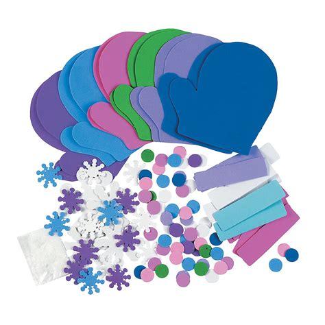 mitten crafts for crafts mittens