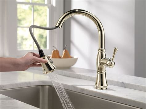 polished nickel kitchen faucets polished nickel kitchen faucet rapflava