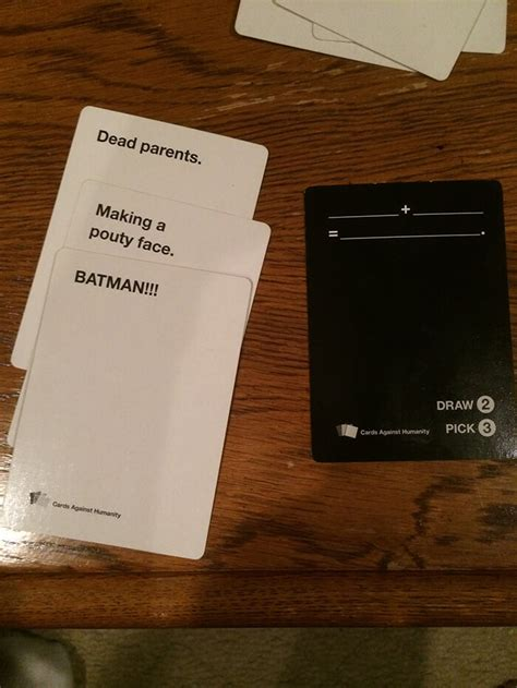 who makes cards against humanity 44 cards against humanity best combos that prove this