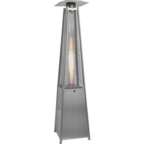 propane gas patio heaters sense 46 000 btu stainless steel propane gas