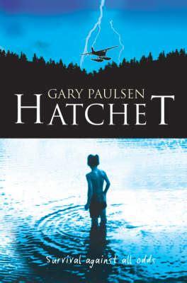 pictures from the book hatchet hatchet gary paulsen balwyn best books
