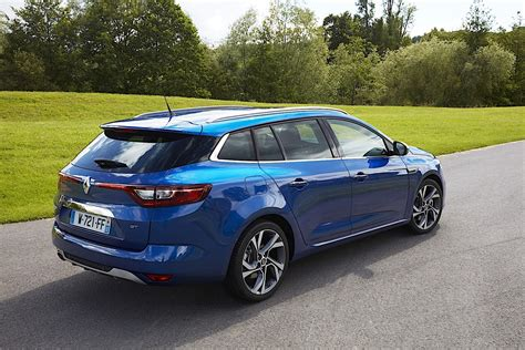 Renault Megane Estate renault megane estate 2016 autoevolution