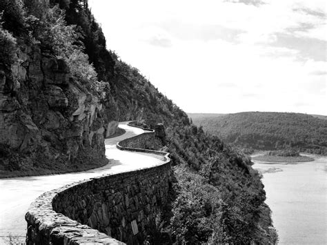 Road Black And White Free Hd Wallpapers Iphone Samsung