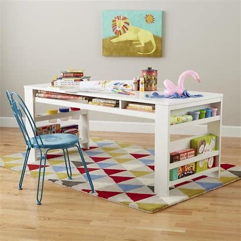 kid craft table with storage 13 craft table inspirations to support the