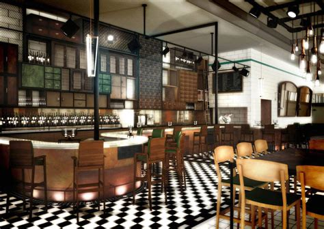A Peek at Gordon Ramsay's New London Restaurant   Bread Street Kitchen   Londontopia