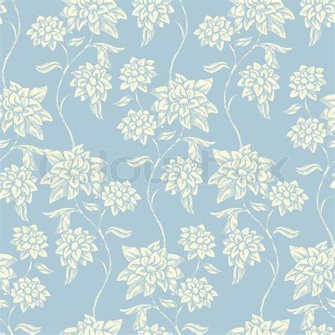 Home Textile Design Jobs vintage floral background beautiful flowers fashion
