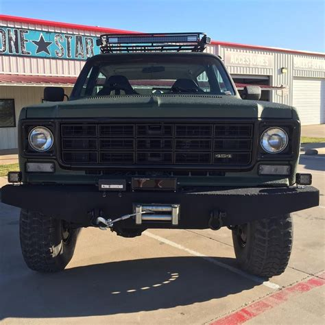 k5 blazer custom bumpers images