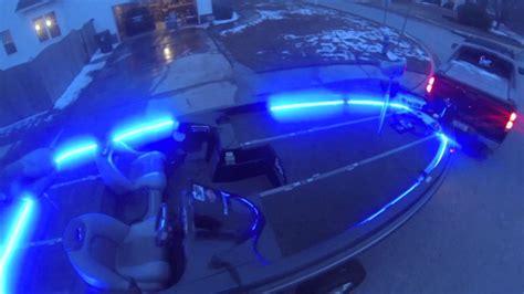 led light strips for boats led lighting for my ranger z21 bass boat