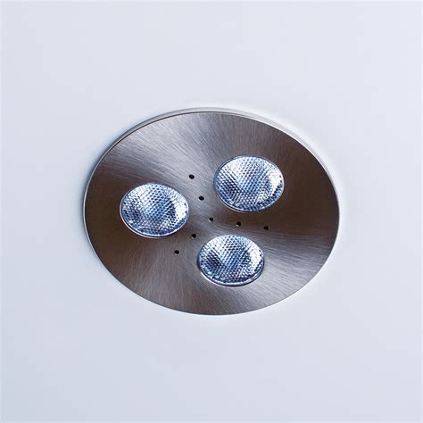 dimmable led light trivue dimmable led puck light recessed downlight