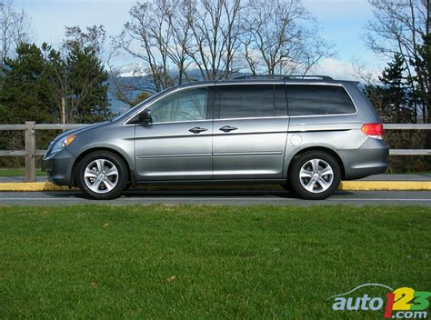2010 Honda Odyssey Reviews by List Of Car And Truck Pictures And Auto123