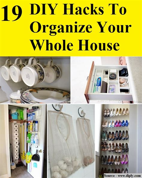 hacks for home organization diy home organization hacks winda 7 furniture