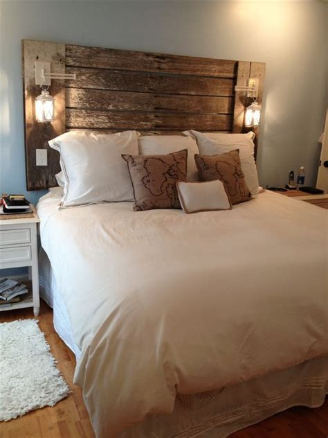 make wood headboard best 25 headboard ideas ideas on accent walls