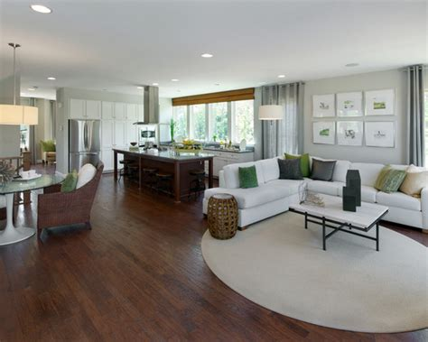 pictures of open floor plans decorating dilemma a house flow interiors by kelley lively