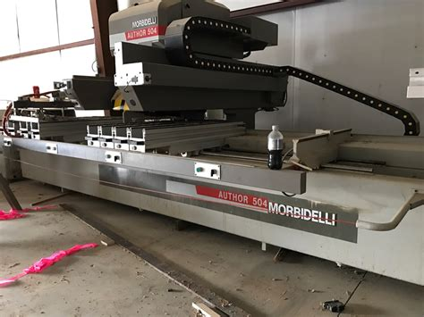 woodworkers forums morbidelli author 504 cnc router woodworking talk