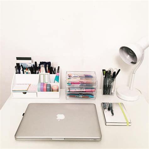 best 25 clear desk ideas on imac desk study