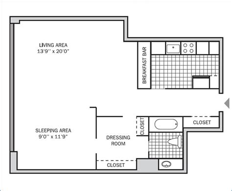 how big is 650 sq ft home plan 650 sq ft