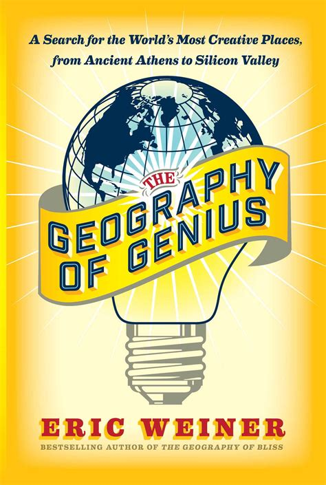 geography picture books the geography of genius book by eric weiner official