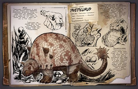 spray painter ark xbox one ark survival evolved update adds doedicurus vrfocus