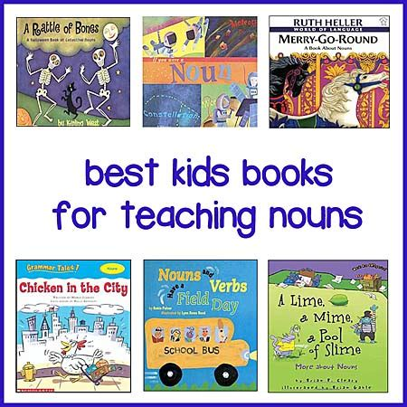 teaching plot with picture books teaching nouns with children s books