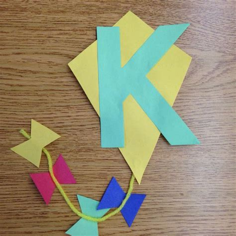 kite crafts for 17 best images about letter k on kittens