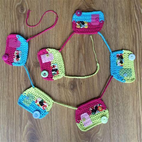 caravan knitting pattern 25 best ideas about bunting pattern on
