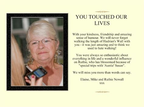 fundraising tribute cards offer alternative to funeral