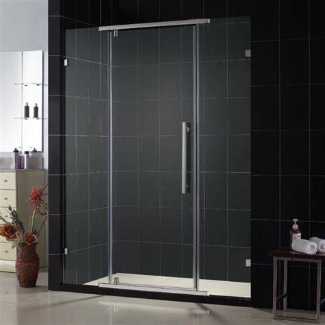 shower doors dreamline showers vitreo pivot shower door