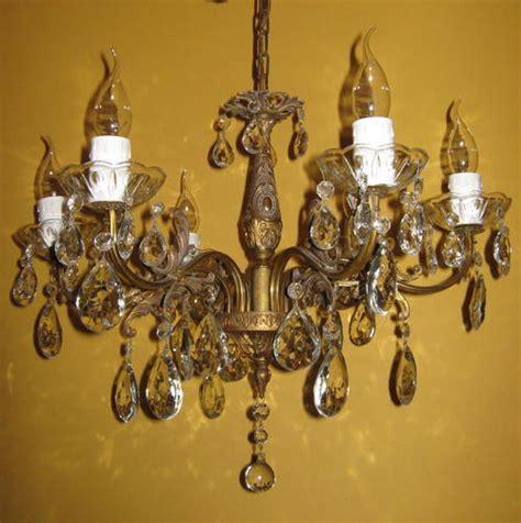 vintage brass chandeliers chandeliers vintage brass and chandelier was