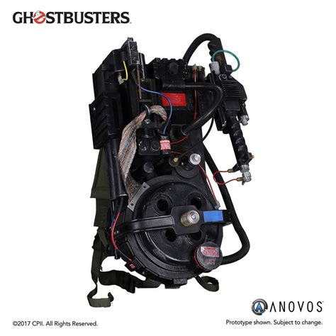 Ghostbusters Replica Proton Pack by Ghostbusters 1 1 Scale Replica Spengler Legacy Proton