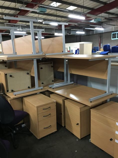small office desks uk used small office desks office furniture centre