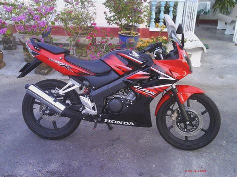 Modified Honda Cbr 150 by Modifikasi Motor Honda Cbr 150 R Kawasaki 150rr 150r