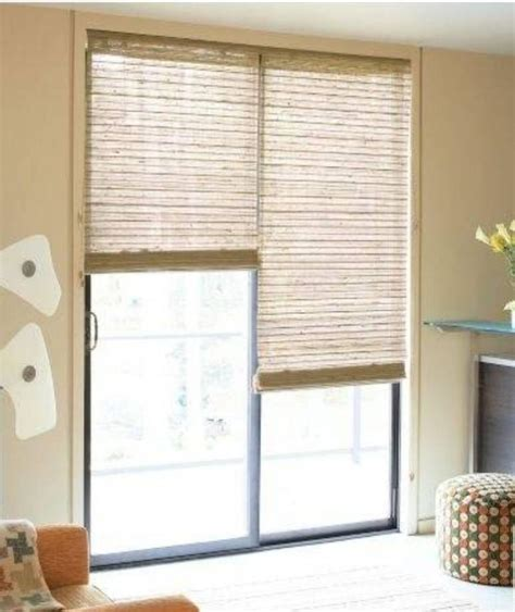 window coverings for patio doors sliding patio door window treatments photos