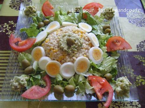 decoration salade variee